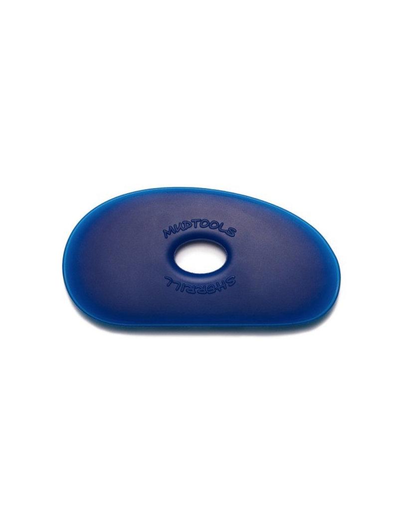 Mudtools Mudtools Polymer rib size 1 Blue (firm)