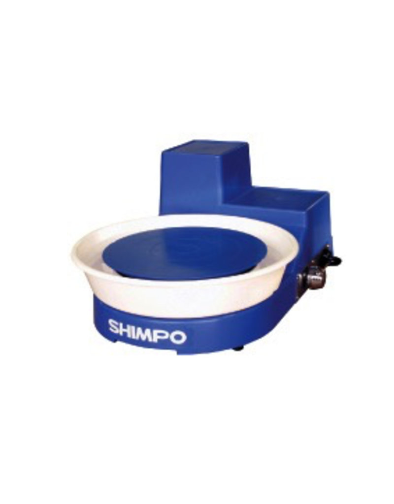 Shimpo Shimpo table top potters wheel