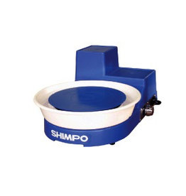Shimpo Shimpo RK5T Table Top Potters Wheel (with foot pedal)