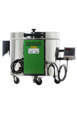 Potterycrafts Potterycrafts Aurora 40lt Electric Kiln includes controller and furniture