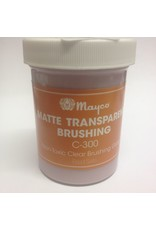 Mayco Mayco Matte Translucent Brush on Glaze 118ml