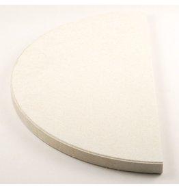 semi circle Kiln shelf 36.5cm wide , .95cm thick
