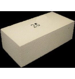 Insulation Bricks - 26GD - 230 x 114 x 76mm