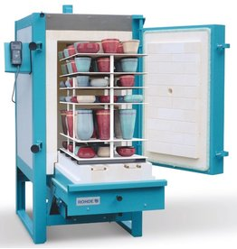 Rohde Rohde ELS210B Ergo Load, kiln furniture and controller