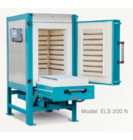 Rohde Rohde ELS150N Ergo Load, kiln furniture and controller