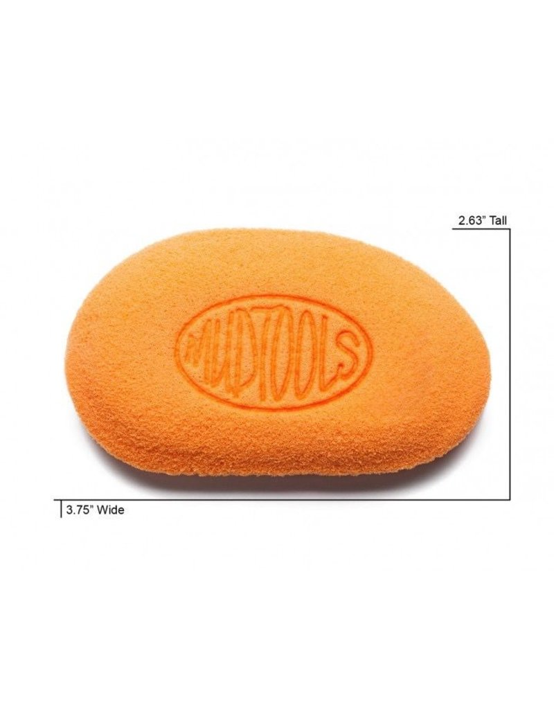 Mudtools Mudsponge Orange - The most absorbant