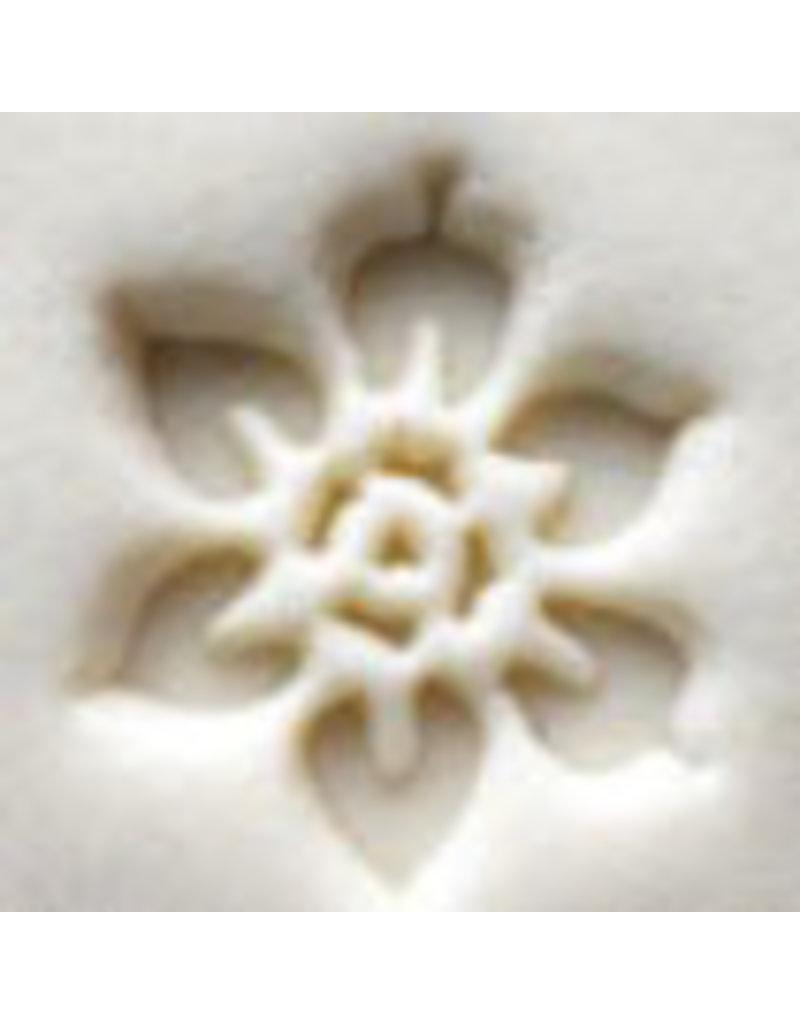 Ornate flower Stamp