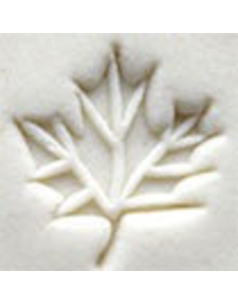 Maple leaf Stamp
