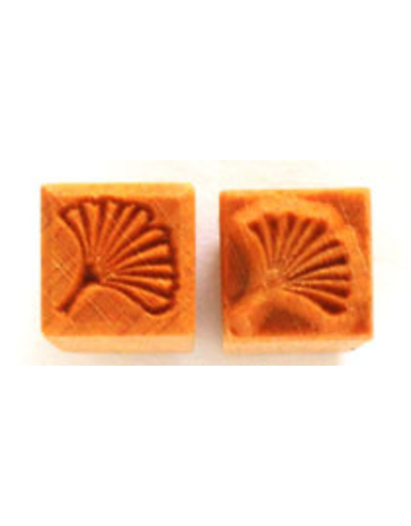 Fan leaf Stamp