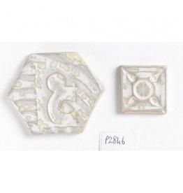 Potterycrafts Potterycrafts Brush-on Stoneware Glaze - EggShell
