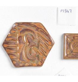 Potterycrafts Potterycrafts Brush-on Stoneware Glaze - Gold Brown