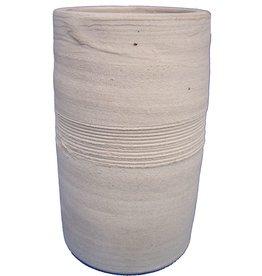 Potclays White Grogged Stoneware