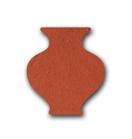 Valentines Standard Red Terracotta grogged 10% 12.5kg 1080°c - 1180°c