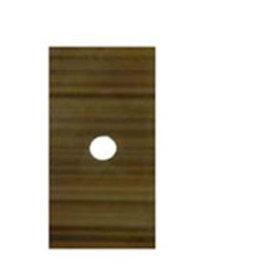 Argiles Bisbal Metal Throwing rib (7.5 x 4.5 cm)