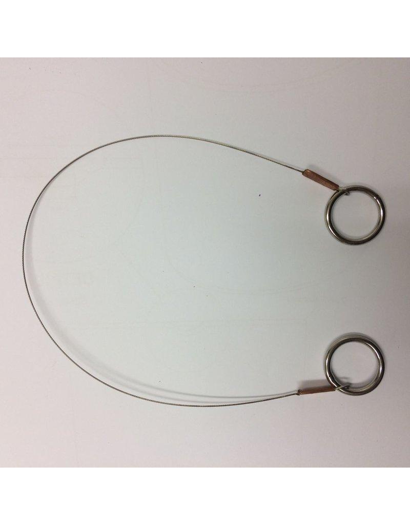 Spare harp wire 30cm (12in)