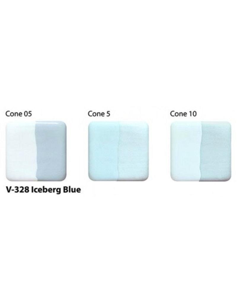 Amaco V328  Iceberg Blue
