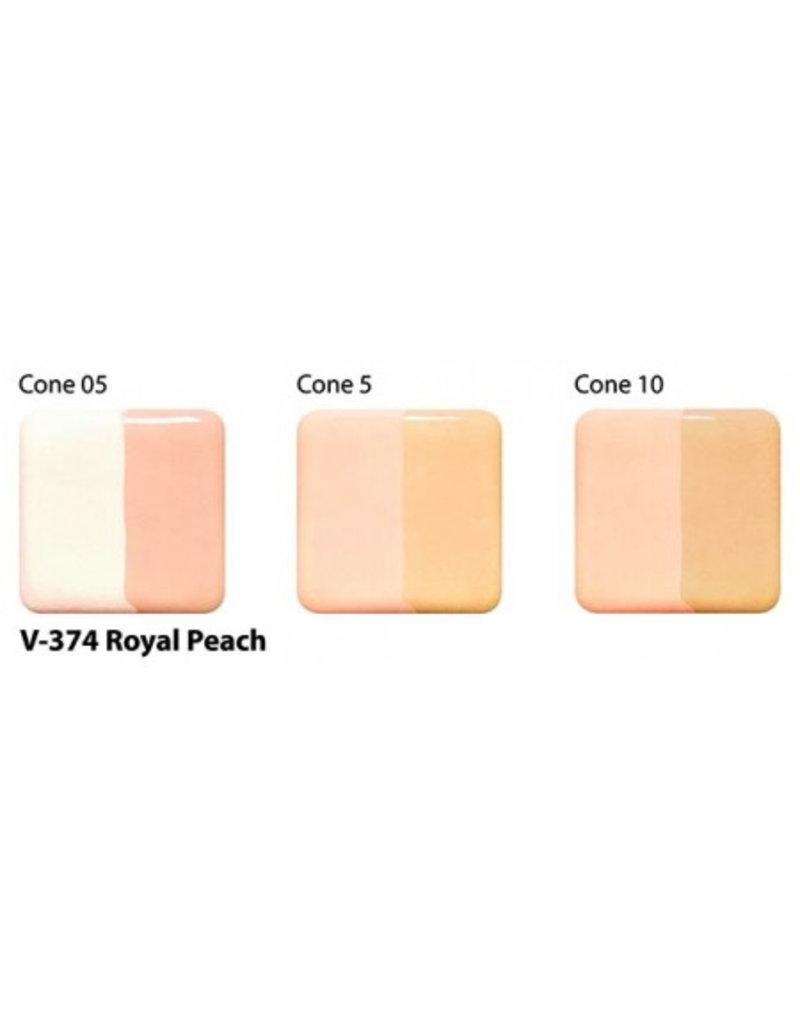 Amaco Amaco Velvet V374 Royal Peach underglaze 59ml