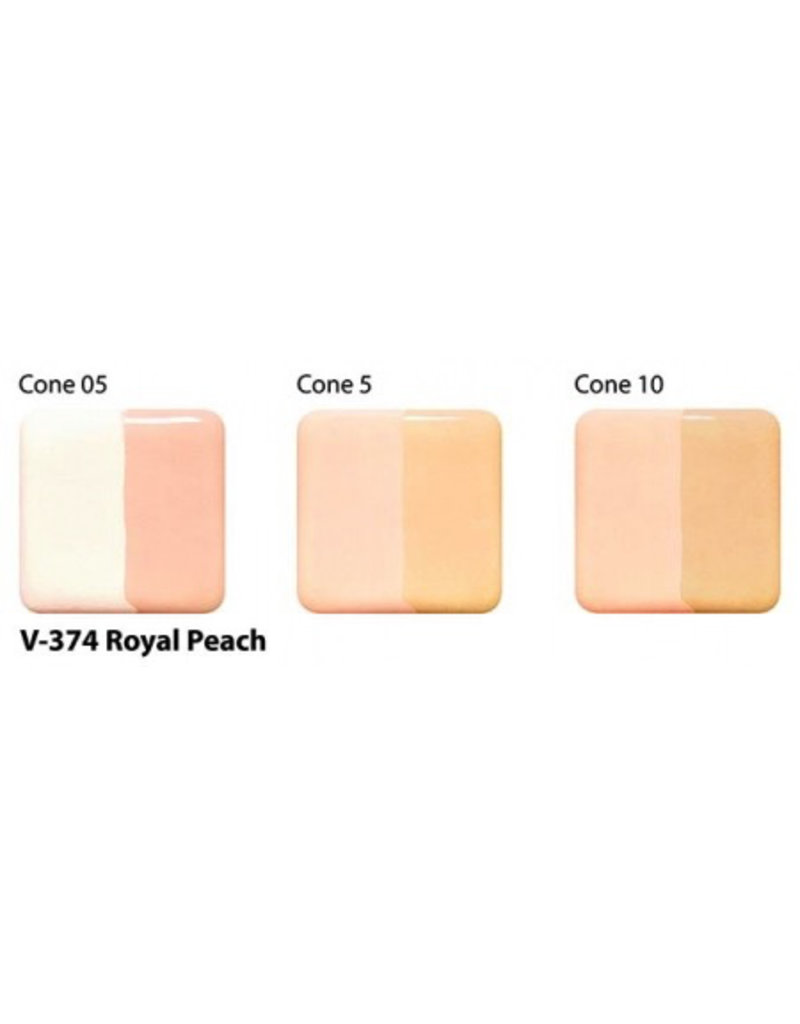 Amaco Amaco velvets 59ml - Royal Peach