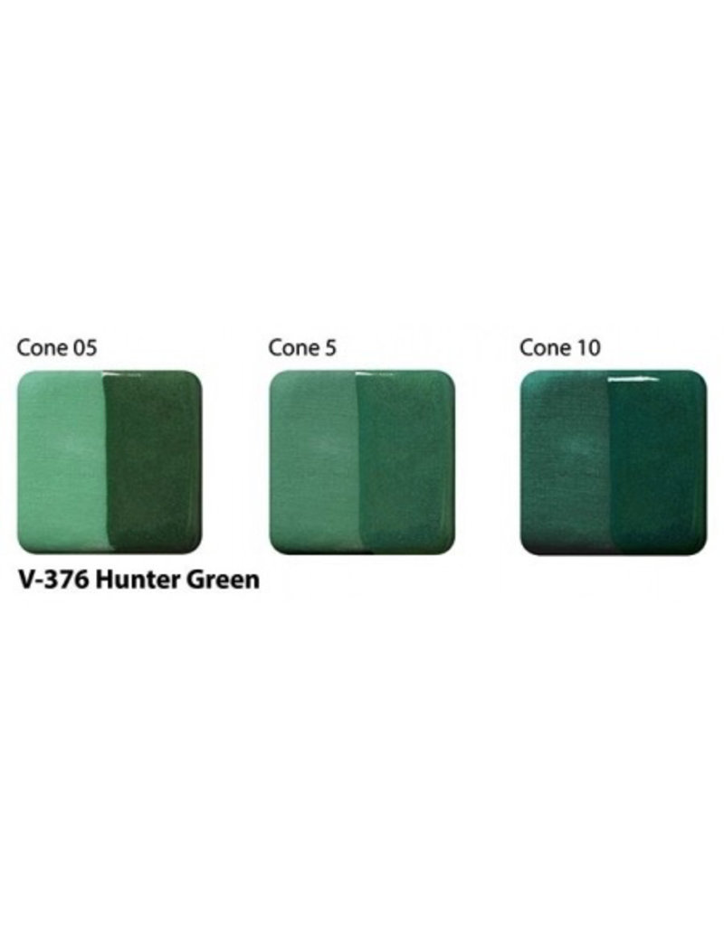 Amaco Amaco Velvet V376 Hunter Green underglaze 59ml