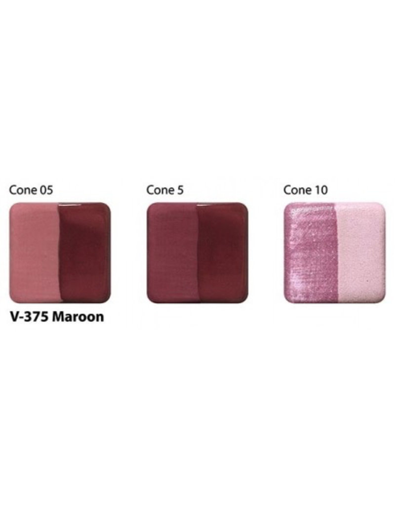 Amaco V375 Maroon