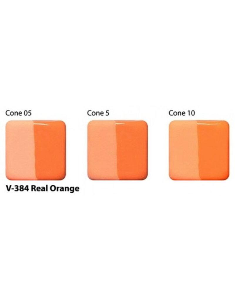 Amaco V384 Real Orange