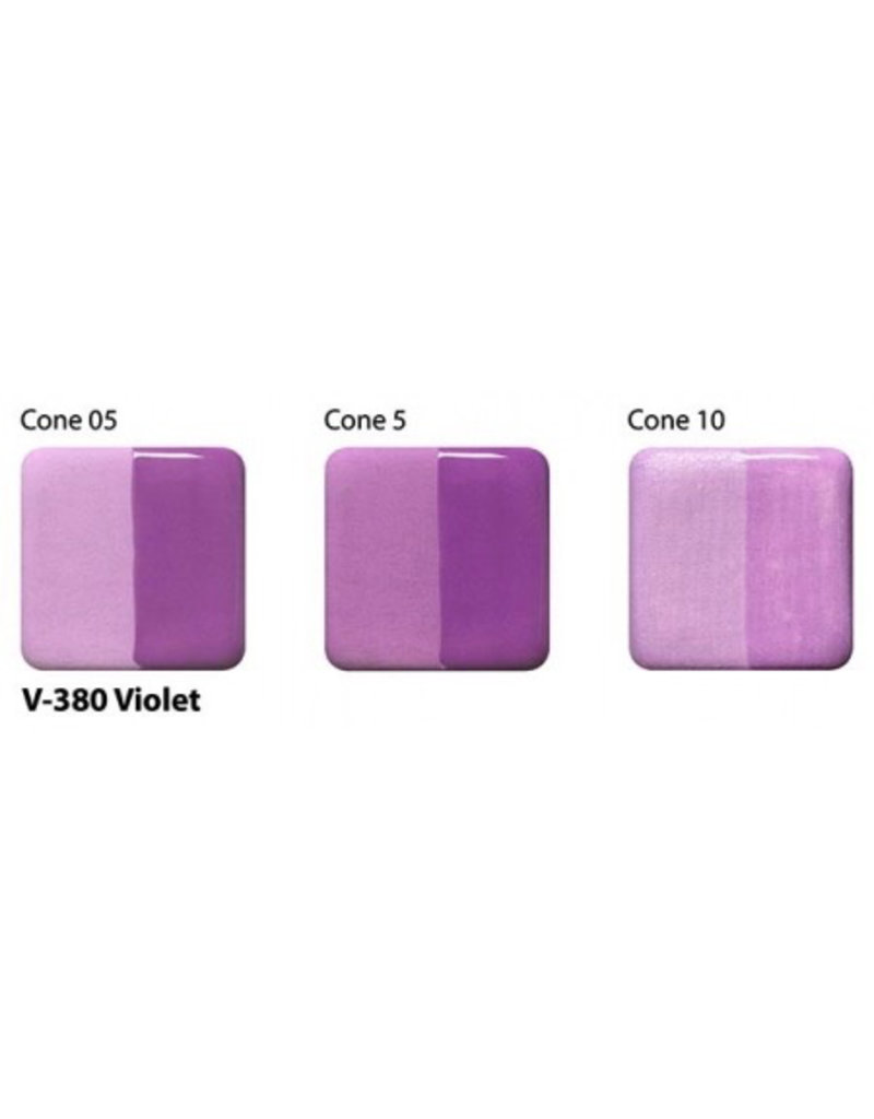 Amaco V380 Violet