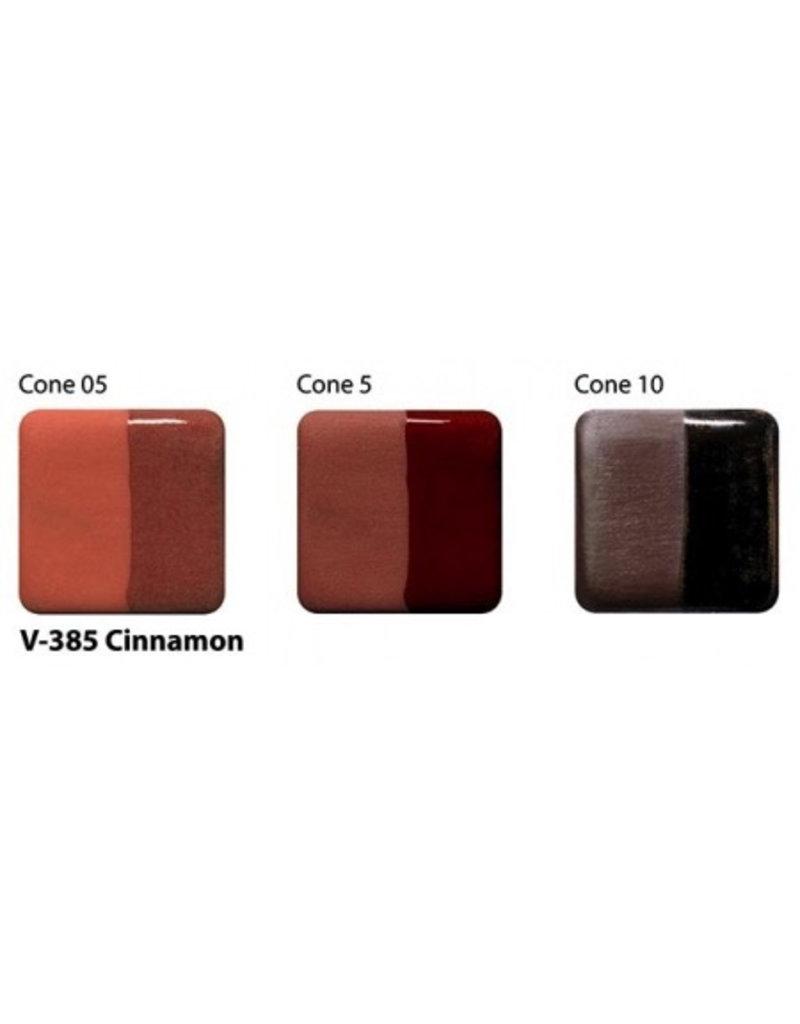 Amaco Amaco Velvet V385 Cinnamon underglaze 59ml