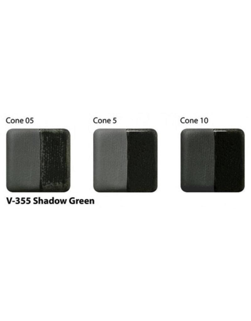 Amaco Amaco Velvet V355 Shadow Green underglaze 59ml