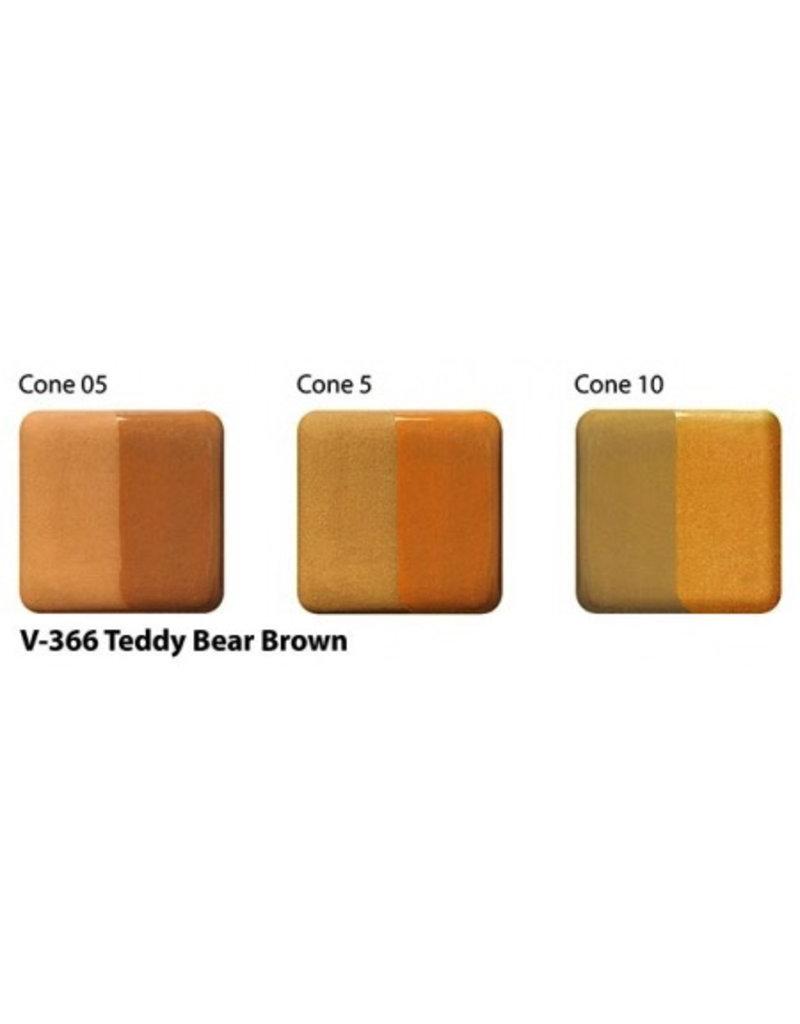 Amaco Amaco velvets 59ml - Teddy Bear Brown