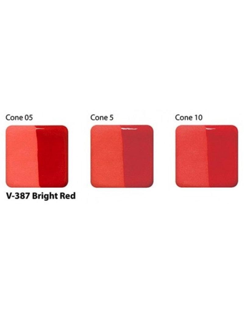 Amaco V388 Radiant Red