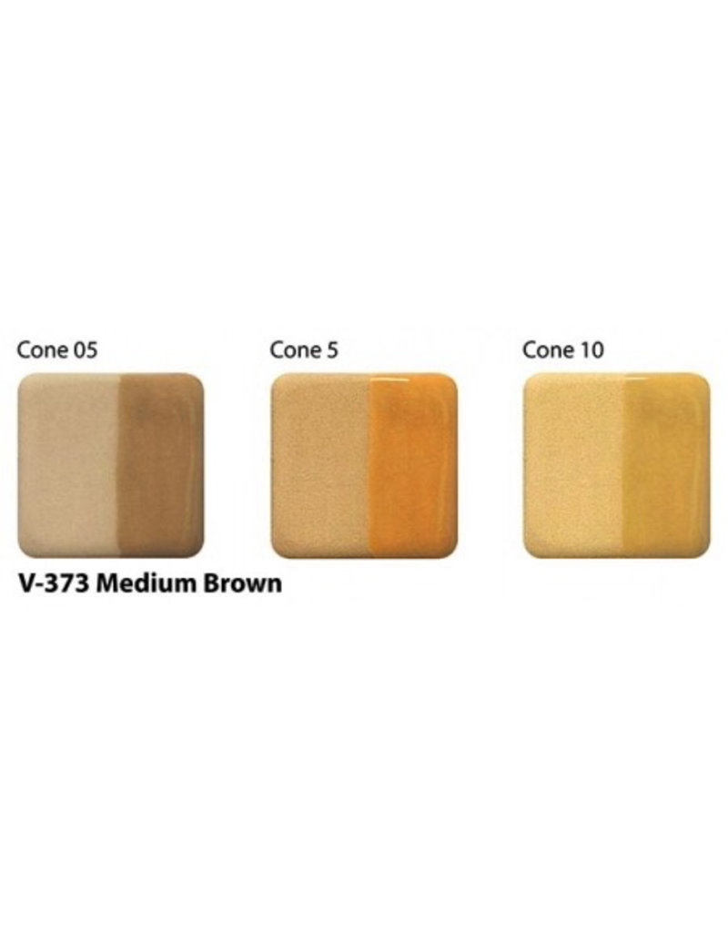 Amaco Amaco velvets 59ml - Medium Brown