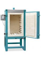 Rohde Rohde KE130B frontloading electric kiln furniture set and controller