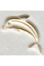 Dolphin stamp (2.5cm)