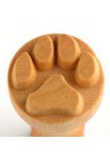 Dog Paw stamp (2.5cm)