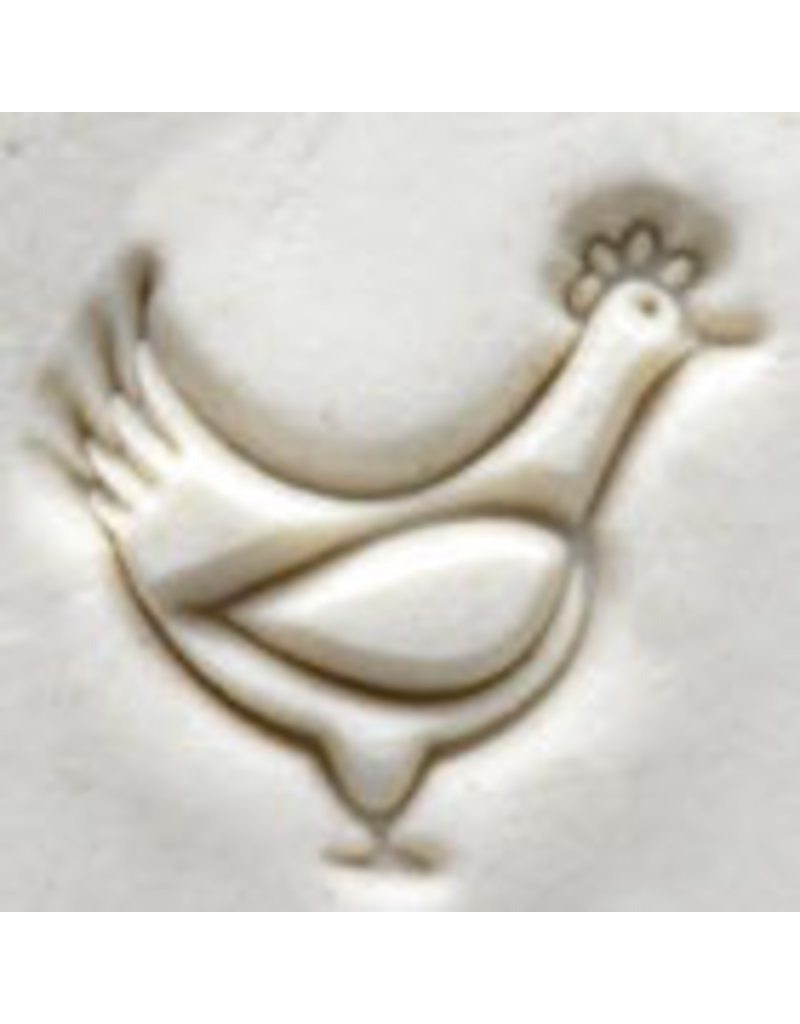 Chicken Stamp stamp (2.5cm)