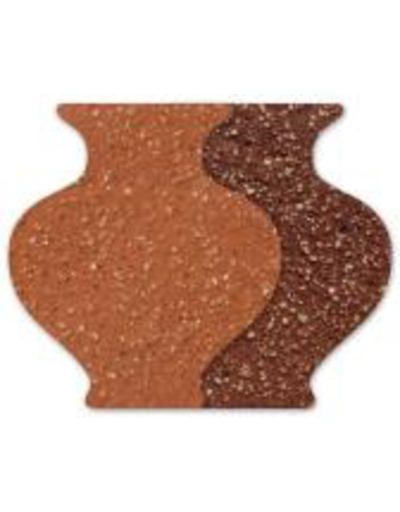Scarva Smooth textured Terracotta Crank