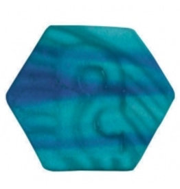 Potterycrafts Turquoise On-glaze