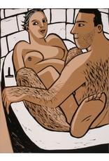 Nige gets in my Bath
