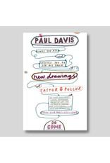 Paul Davis, exhibition poster<br /> Paul Davis Exhibition poster