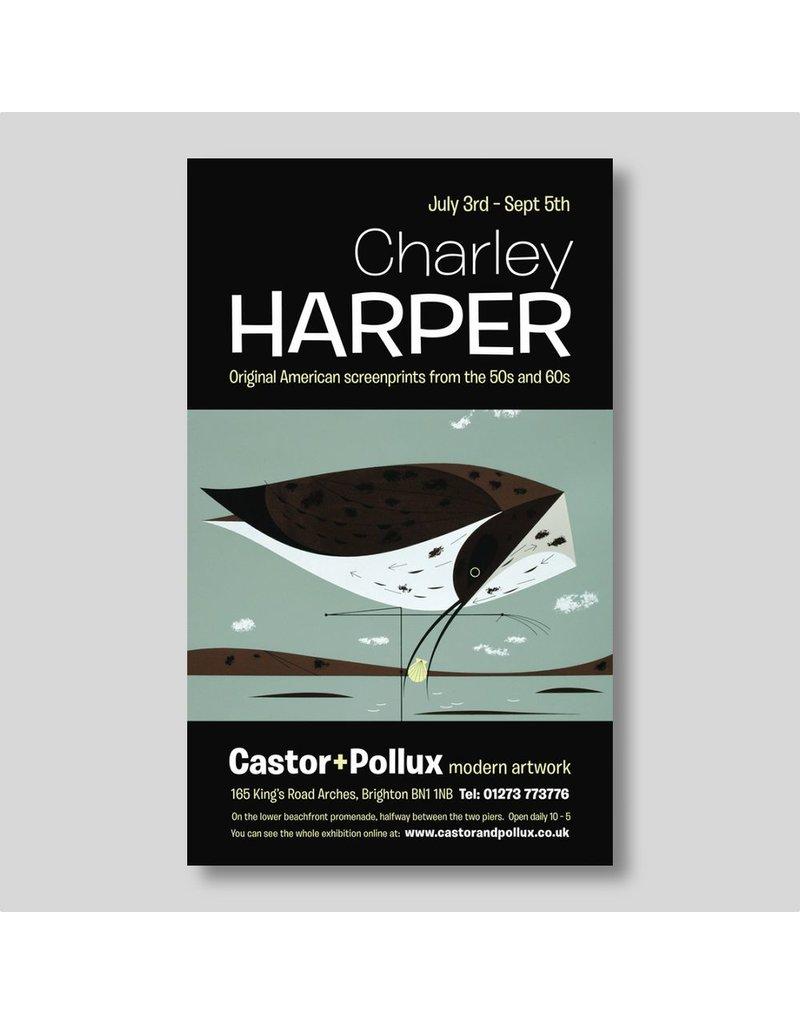Charley Harper, exhibition poster