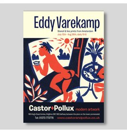 Eddy Varekamp, exhibition poster