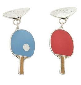Ping Pong Cufflinks