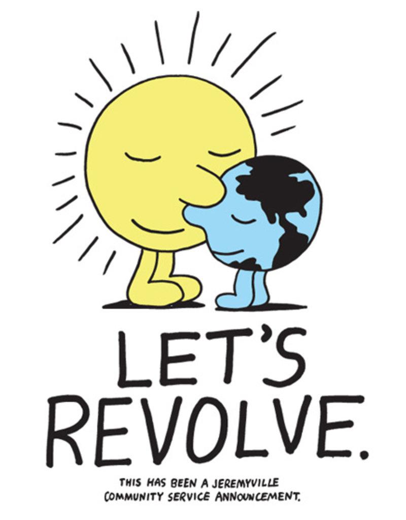 Let's Revolve