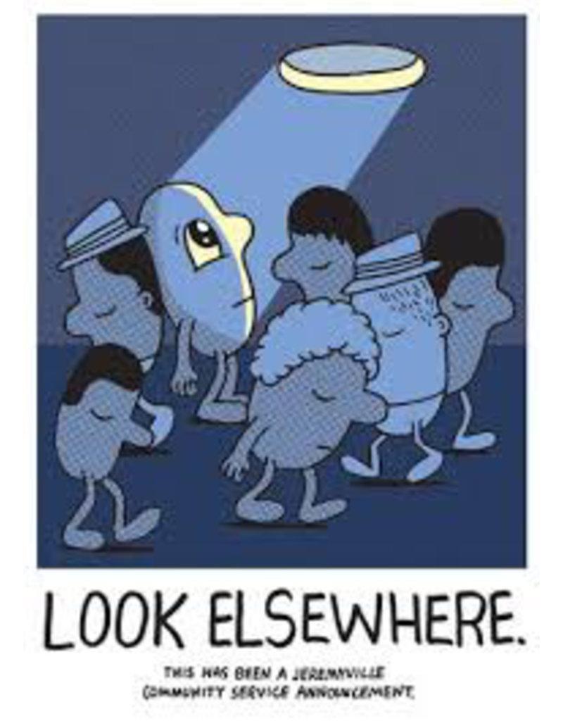 Look Elsewhere