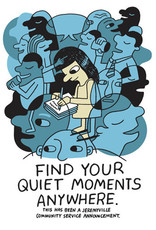 Find Your Quiet Moments
