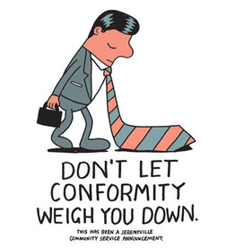 Don't Let Conformity Weigh You Down