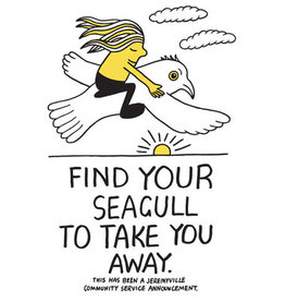 Find Your Seagull