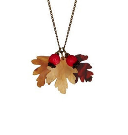 Hawthorn Pendant - Autumn