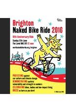 Naked Bike Ride 2016