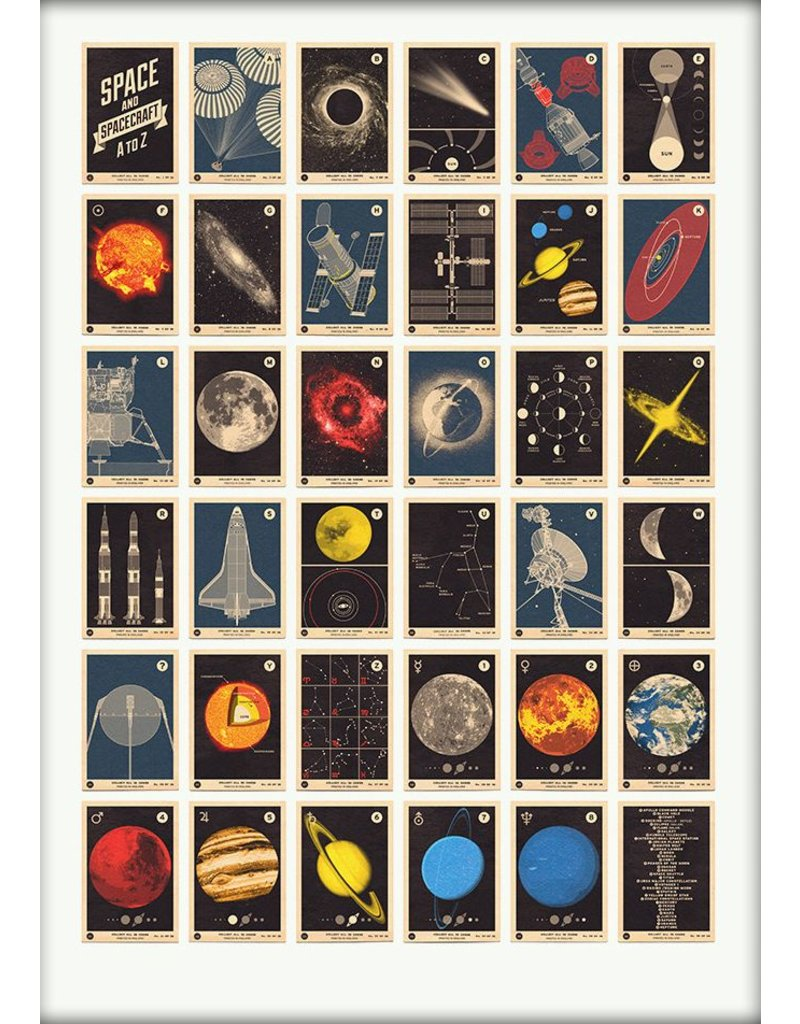 Space and Spacecraft A to Z